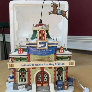 Department 56 Letters to Santa Sorting Station